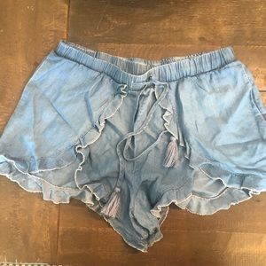 Lovers and Friends LA Shorts Brand New